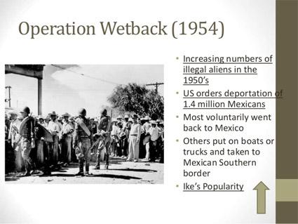 Operation Wetback