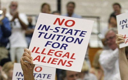 in-state tuition for illegal immigrants